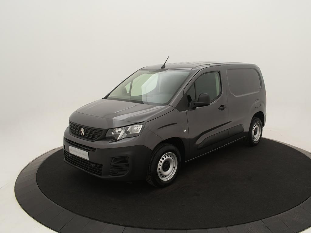 Peugeot Partner 1.6 bluehdi pro *airco*cruise control*zijschuifdeur rechts*bluetooth* *voorraadvoordeel bij nefkens*