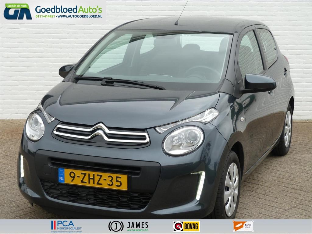 Citroën C1 1.0 e-vti feel - airco - bluetooth