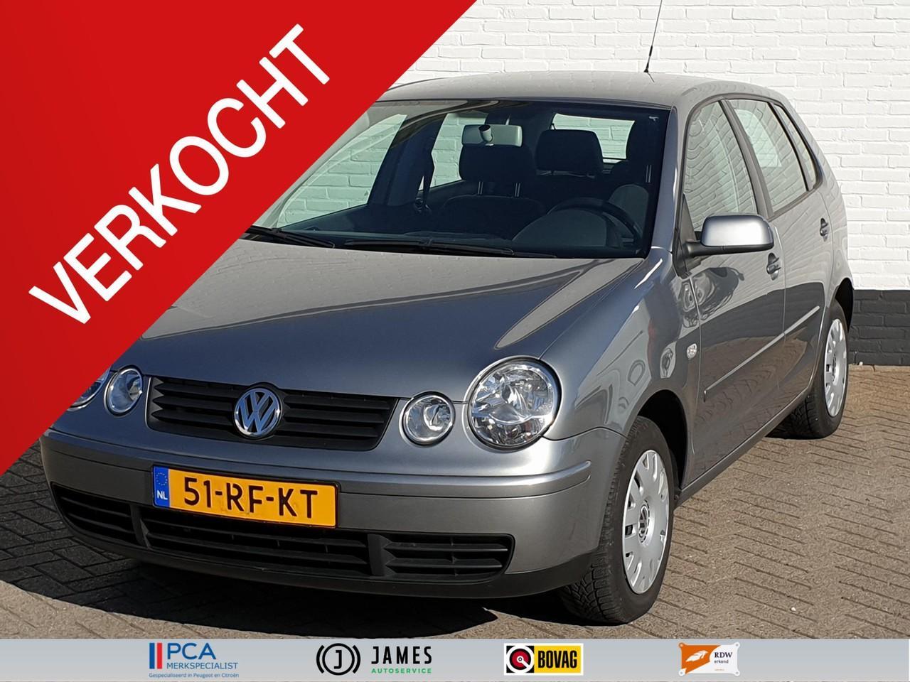 Volkswagen Polo 1.4-16v turijn 5 deurs