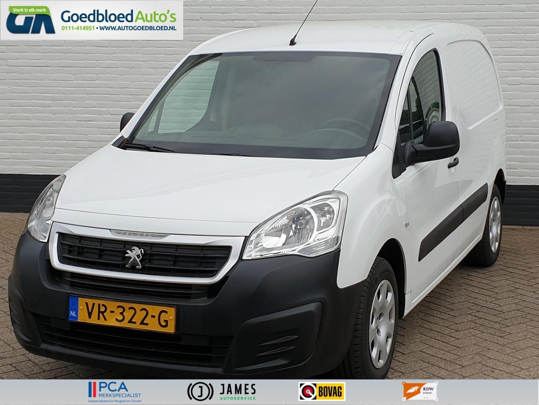 Peugeot Partner 120 1.6 bluehdi 100 l1 xr s&s