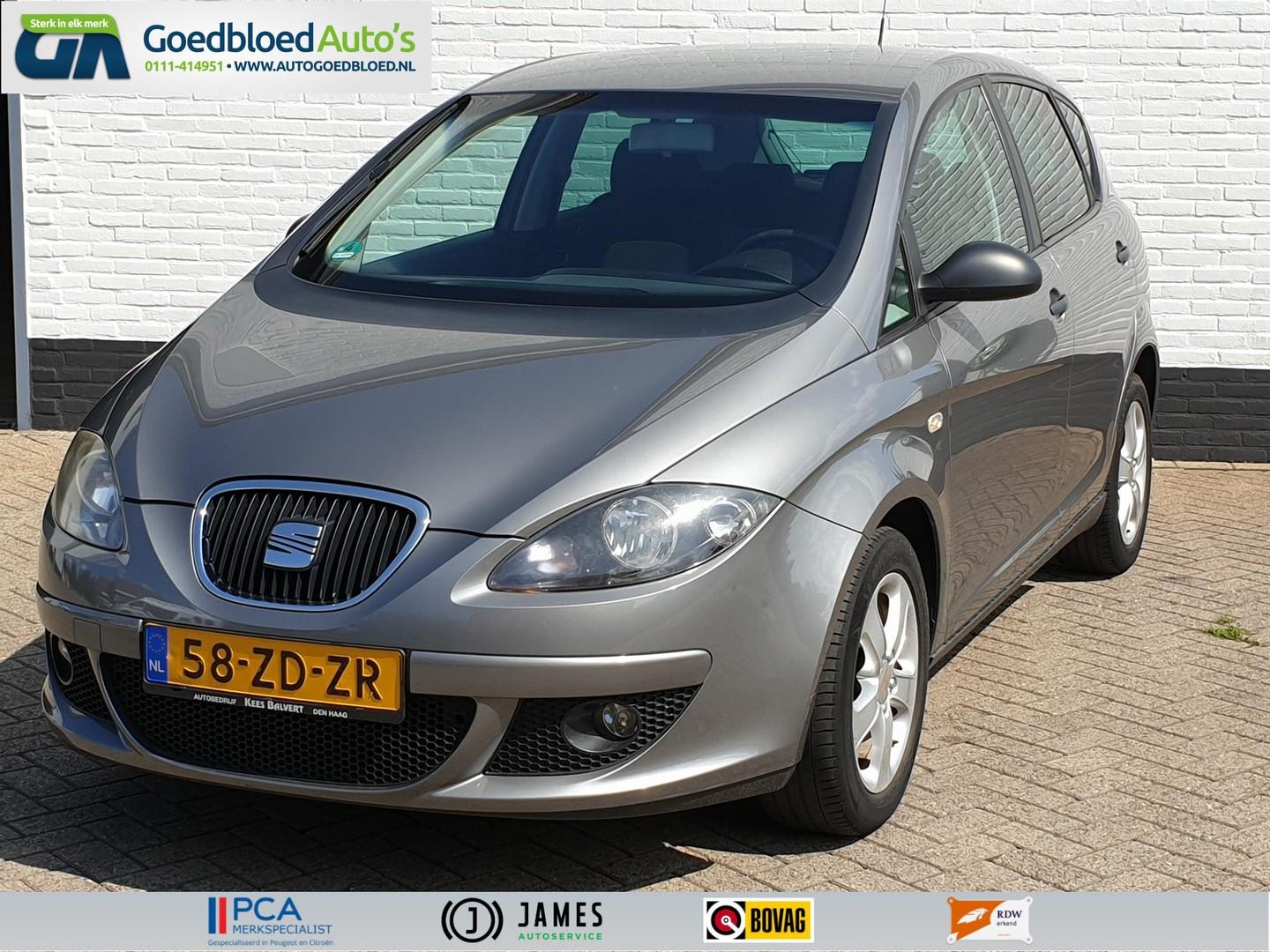 Seat Altea 1.6 comfortstyle 102 pk - airco - cruise control