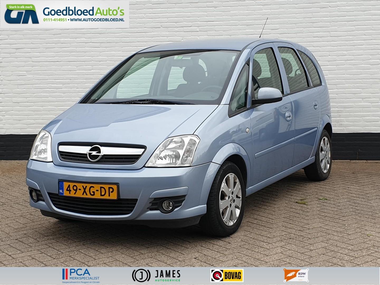 Opel Meriva 1.6-16v temptation - airco - cruise control - lm velgen
