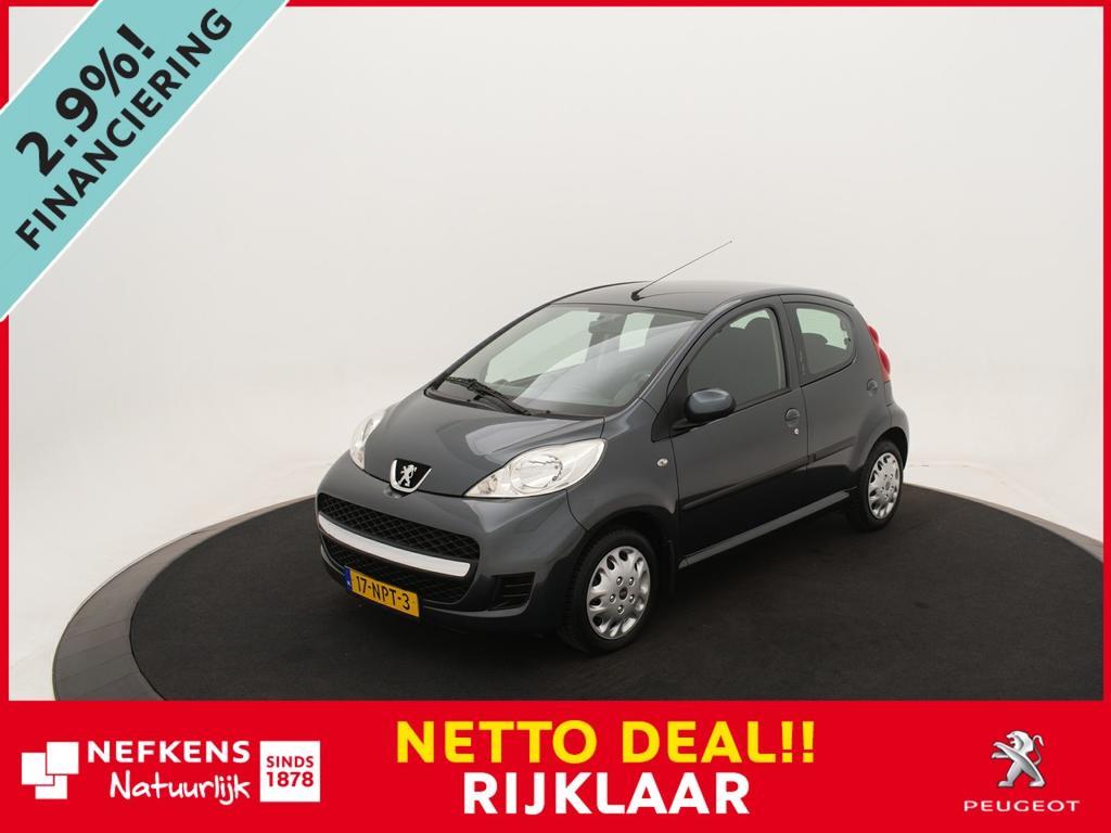 Peugeot 107 1.0-12v urban move *airco* radio cd* *netto deal!* *rijklaar prijs!*