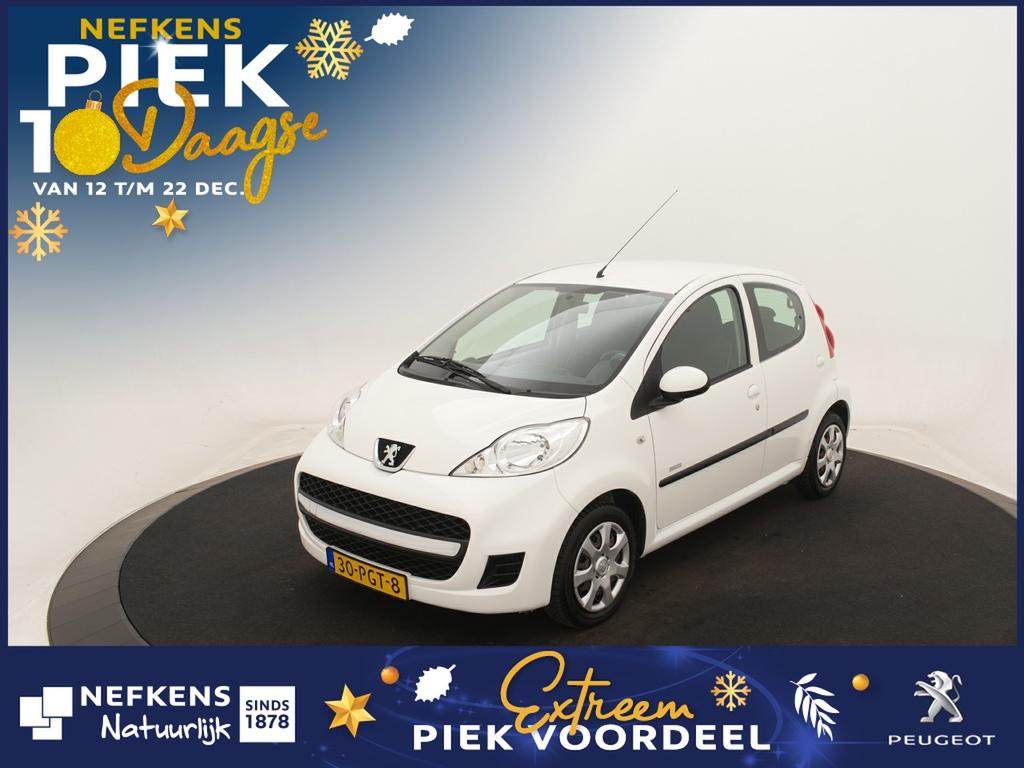 Peugeot 107 1.0-12v millesim 200 *airco* radio usb* *netto deal!* *rijklaar prijs!*