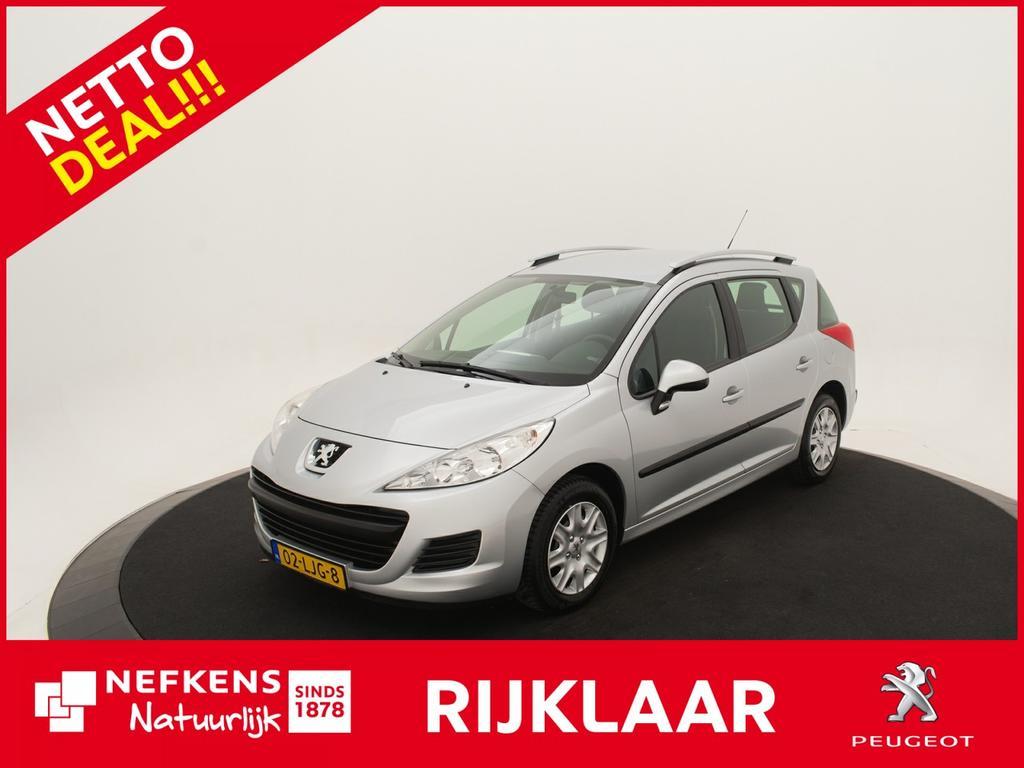 Peugeot 207 Sw 1.4 vti x-line *airco* cruise control* *netto deal!* *rijklaar prijs!*