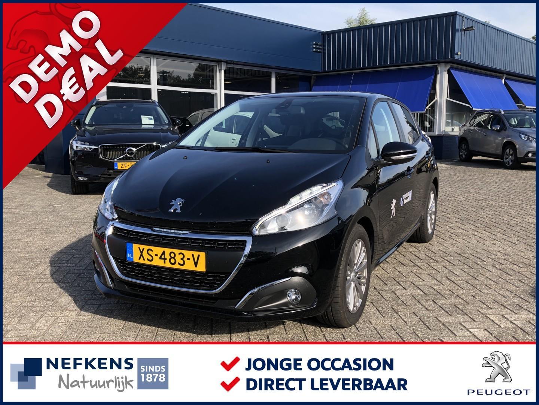 Peugeot 208 1.2 puretech signature * navigatie * airco * parkeerhulp a * dab+ * elek ramen v *