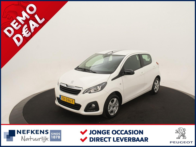 Peugeot 108 1.0 e-vti active * airco * elek. ramen v * mistlampen v * start/stop * audio installatie *